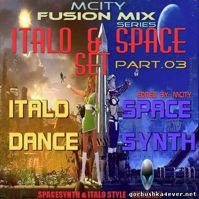 Italo Disco vs SpaceSynth Fusion Mix [2014]