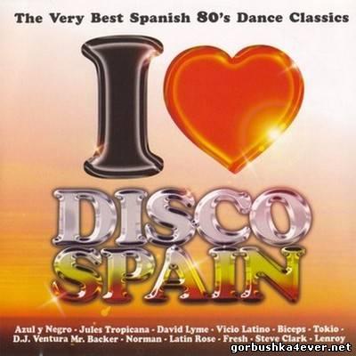I Love Disco Spain vol 01 [2004]