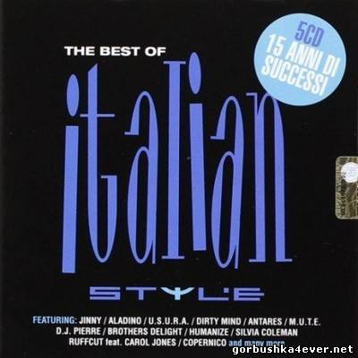 The Best of Italian Style [2014] / 5xCD