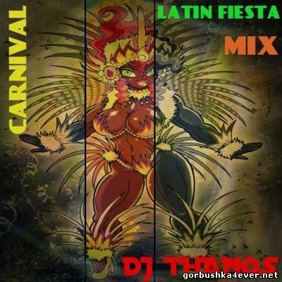 DJ Thanos - Latin Fiesta 2014