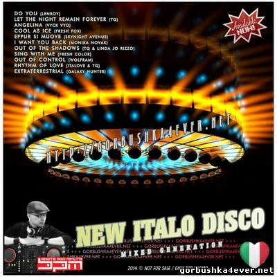 DJ BPM - New Italo Disco - Mixed Generation [2014]