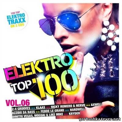 Elektro Top 100 vol 6 [2014] / 2xCD