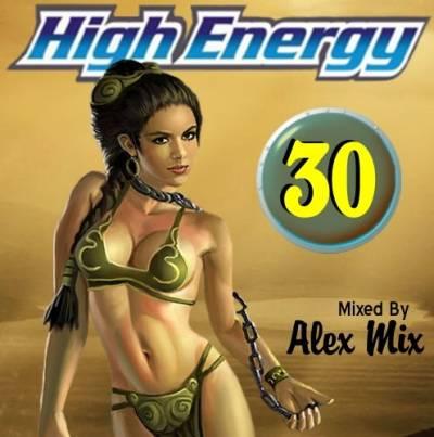 DJ Alex Mix - High Energy Mix vol 30