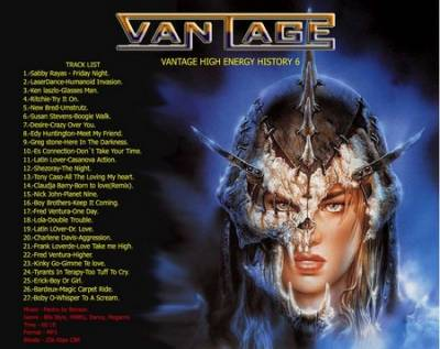 Vantage Mix - High Energy History Mix 6