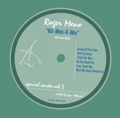 Altman - Roger Meno Mix (2010)