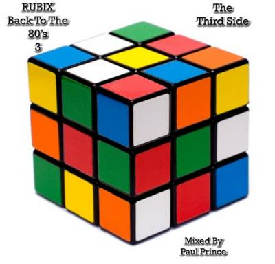 Paul Prince - RUBIX - Back To The 80s Mix vol 03