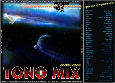 DJ TONO - Tono Mix - volume 03 (2010)