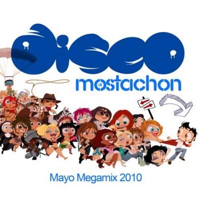 DJ MostachoN - Disco Mayo Megamix 2010