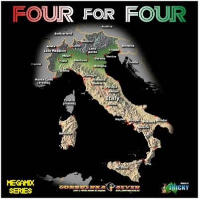 DJ Tricky - Four for Four Mix (parts 01-07)