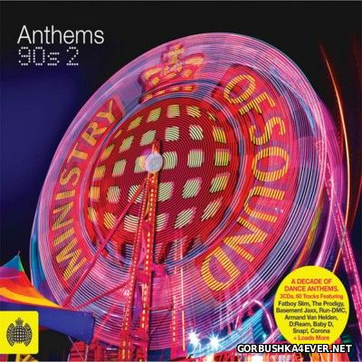 Ministry Of Sound - Anthems 90s vol 2 [2014]
