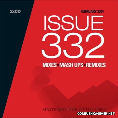 Mastermix Issue 332 [2014] February / 2xCD