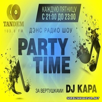 DJ Kapa - Party Time vol 10 [2014]