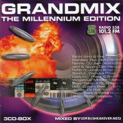 Ben Liebrand - Grandmix The Millennium Edition [1999] / 3xCD