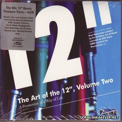 The Art Of The 12'' - Vol 02 - A Promotion Of A Way Of Life [2012] / 2xCD