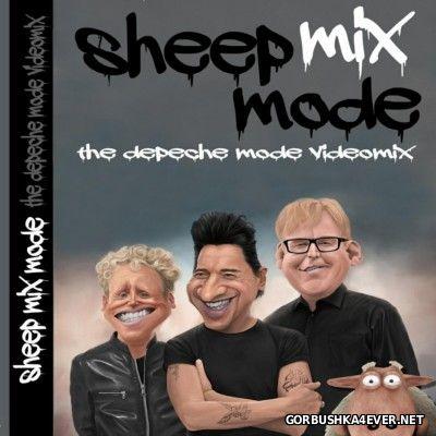 DJ Panduro - Sheep Mix Mode - The Depeche Mode Videomix [2014]