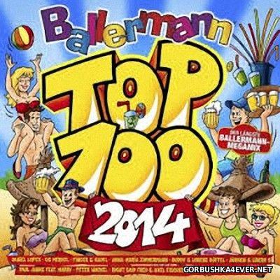 Ballermann Top 100 Megamix 2014 / 2xCD / Mixed by DJ Deep