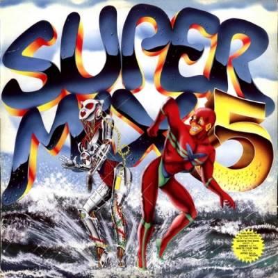 ViDISCO SuperMix vol 5 (1990)