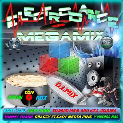 DJ Rafa - Electro Dance Megamix 2010