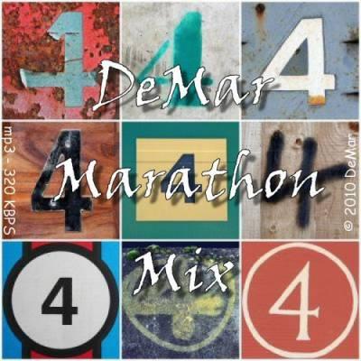 DeMar - Marathon Mix - volume 04