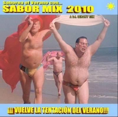 DJ Serchy - Sabor Mix 2010