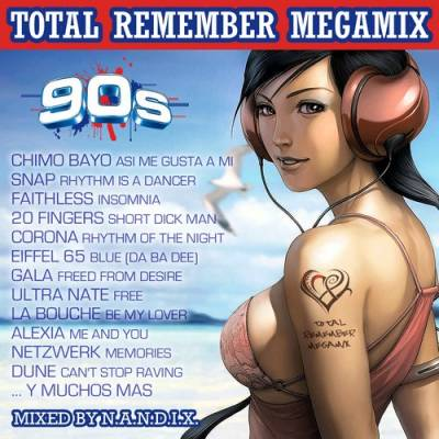 Total Remember Megamix 2010