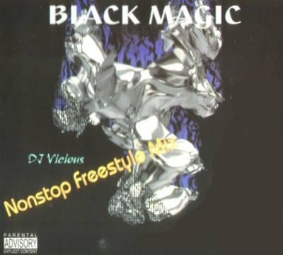 Black Magic Team - Nonstop Freestyle Mix (2002)