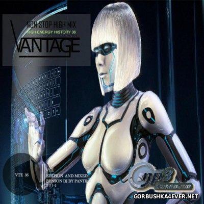 Vantage Mix - High Energy History Mix vol 36 [2014]