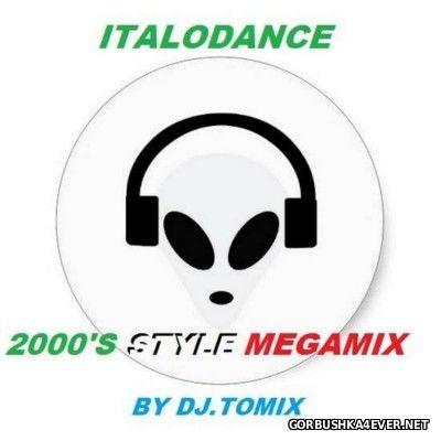 DJ Tomix - ItaloDance 2000s Style Megamix [2014]