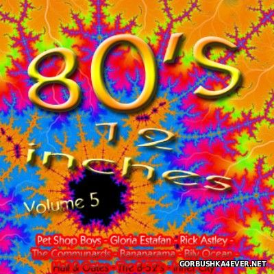 80s - 12 Inches Collection vol 01 - vol 05