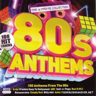 The Ultimate Collection - 80s Anthems [2014] / 5xCD
