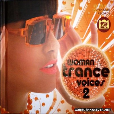 Woman Trance Voices vol 02 [2010] / 2xCD