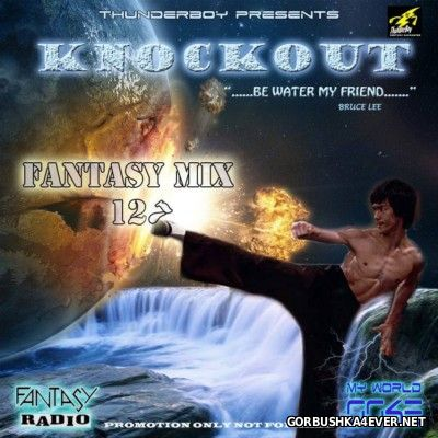Fantasy Mix vol 127 - Knockout [2014]