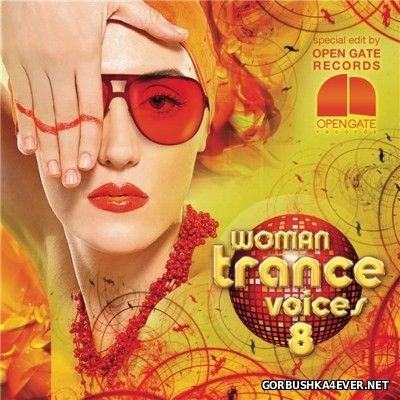 Woman Trance Voices vol 08 [2013] / 4xCD