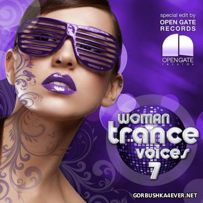 Woman Trance Voices vol 07 [2012] / 4xCD