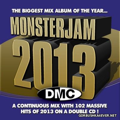 [DMC] Monsterjam 2013 The Biggest & Best Mix Album of the Year [2013] / 2xCD