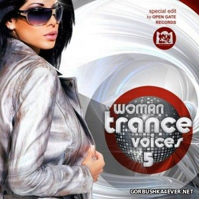 Woman Trance Voices vol 05 [2012] / 4xCD