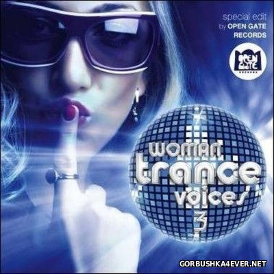Woman Trance Voices vol 03 [2010] / 2xCD