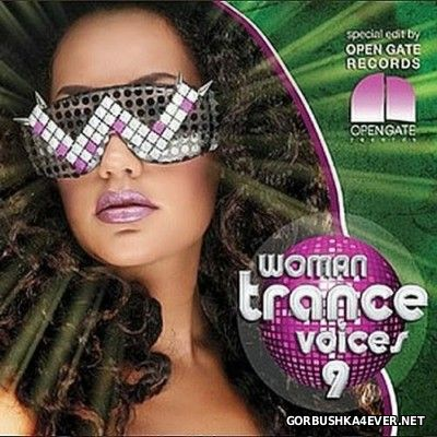 Woman Trance Voices vol 09 [2013] / 4xCD