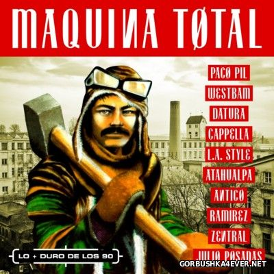 Maquina Total 2014 [2014] / 3xCD