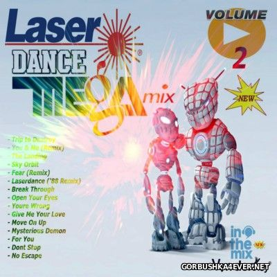 Van Der Koy - Laserdance Megamix vol 02 [2014]