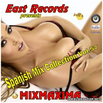 East Records - Spanish Mix Collection vol 57 [2014]