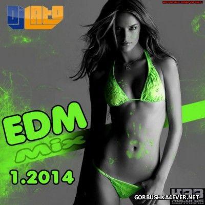 DJ LaTo - EDM Mix 2014.1 [2014]