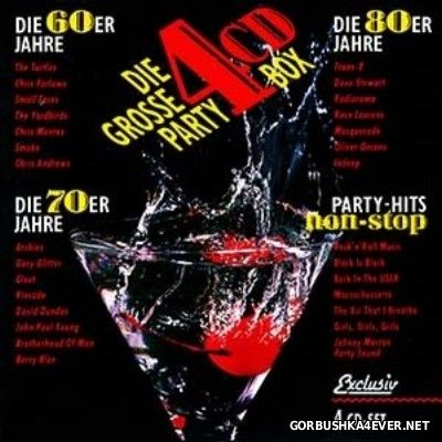 Die Grosse Party Box [1995] / 4xCD
