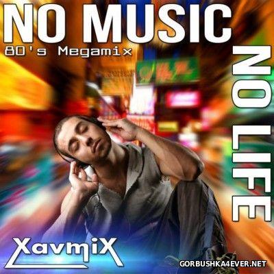 No Music No Life - 80's Megamix [2014]