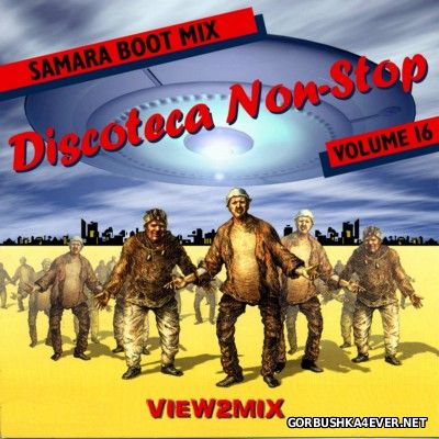 Samara Boot Mix 16 [2014] / 3xCD