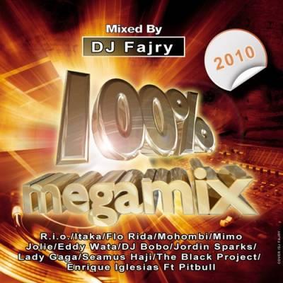 DJ Fajry - 100% Megamix 2010