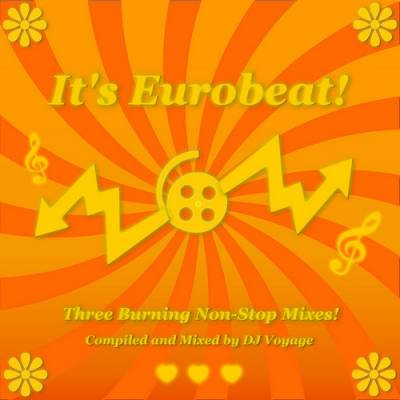 DJ Voyage - It's Eurobeat Mix 2009