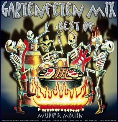 DJ Mischen - Gartenfeten Mix 2010 - The Best Of