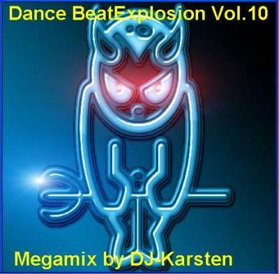 DJ Karsten - Dance Beat Explosion - volume 10