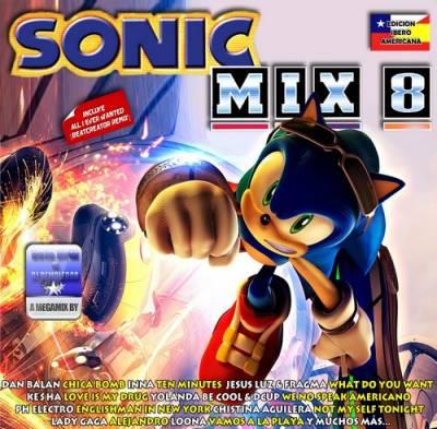 Beto BPM & DJ Demoledor - Sonic Mix 8